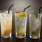 久能の生姜を使ったジンジャーエール・はちみつとレモン・梅の手づくりシロップのジュース