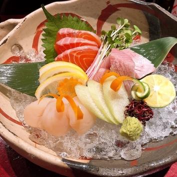若鶏炙り焼き 飲み放題付き3500円コース(税込)
