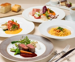 地元大分のものを中心に、四季折々の旬菜を使用したイタリアン プリフィックコースでございます。