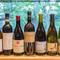 旬の魚介とマリアージュ。イタリア産を中心とした自然派ワイン