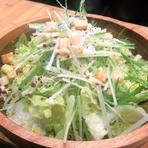 山盛りグリーンサラダ