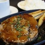 串焼きポルケッタ定食