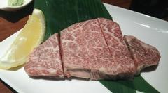 松坂牛のヒレ・カルビ・ササミ・握りを始め、各種厳選肉を使用した内容となっております。(全17品)