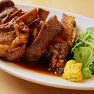 豚スペアリブのマーマレード煮 1本