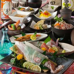 接待や大事なお食事のシーンに。贅沢なひと時をお愉しみ下さい。※写真はイメージです。