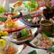 和食を中心に、創作料理や九州郷土を豊富に取り揃えております