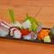 旬の魚介を7~8種『お刺身盛り合わせ』