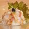 『カルパッチョ海鮮丼』は白身魚中心の洋風丼
