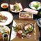 落ち着いた雰囲気の日本料理店です