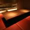 情緒溢れる個室席はご接待のご利用にも最適です。