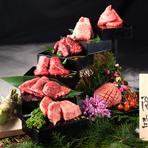 兵庫県産最高級のブランド肉のとろける美味しさで思い出に残るひとときをお過ごしください。
