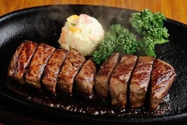 和牛赤身肉(ランプ)ステーキ 50g単位 ※100gから
