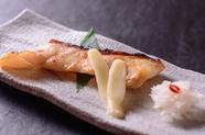 太平洋深海で育った希少な魚『油坊主の西京焼』