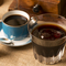 コクと深い味わいがコーヒー好きを魅了する『カフェ・ド・ラペのブレンドコーヒー(Hot/Ice)』