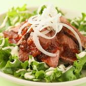 淡路牛を100%使用した『ローストビーフ丼』