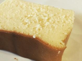 濃厚でクリーミーな味わい『ブルックリンチーズケーキ』