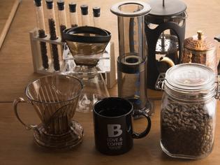 アフリカや中南米産の豆を使った「シングルオリジンコーヒー」