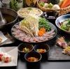 話題のロングユッケ寿司と道産牛・馬肉寿司2点盛りから選べる〆物など当店人気No.1コース!