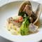 魚介エキスを吸った野菜こそが美味!『真鯛の香草蒸し』