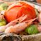 とまとや野菜がたっぷりと入ったヘルシー鍋『甘海老とまと鍋』