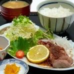 長崎名物皿うどんと明太ご飯