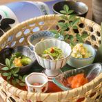 九州の郷土料理を楽しんでいただける豊富な食材