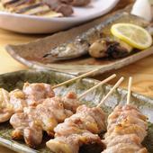 焼き鳥の定番! 新鮮な鶏の味が100%味わえる『若鶏もも』