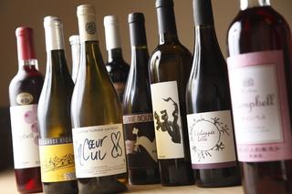 ソムリエが選ぶ自然派ワイン 利き酒師が選ぶ地酒