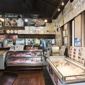 新鮮なお肉を自宅で堪能!ブランド肉・加工品の販売コーナーあり
