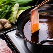 やんばる豚のカレー鍋