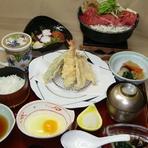 吉楽膳(2種)お昼
