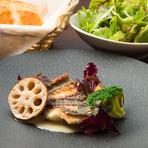 丸ごと仕入れた新鮮な魚を日替りで味わえる『お魚のランチ』