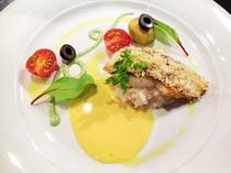 【パリジェンヌコース】お魚料理