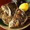 季節を感じる旬の食材。濃厚な味わいの千葉県産天然牡蠣を心ゆくまで味わえる絶品『岩牡蠣』