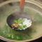 鮎の旨みが出汁に溢れる『鮎雑炊』