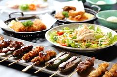 3月1日スタート!春を感じて頂ける、京都の伝統を受け継いだ鳥料理の数々を、ぜひ、ご堪能ください!