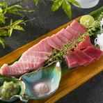 まさにお魚づくし!当店自慢の魚料理を思う存分楽しみたい方はこのコースで決まり!