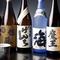 本場九州をはじめ、幅広い銘柄の焼酎を取り揃えています