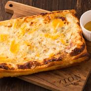 牡蠣とキノコのオーブン焼き~ブルギニオンソース~