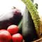 有機・減農薬の新鮮野菜は自然の旨みをたっぷり味わえます