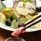 旬の新鮮な魚介類の『刺身盛り合わせ 特盛り』