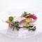 彩り鮮やかなコース料理~伊達鶏に季節感溢れる野菜を添えて