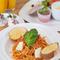 日替りパスタは2種類からチョイス、前菜プレートとドリンクが付く『パスタランチ』 デザートset