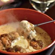 濃厚な旨みを持つ牡蠣と上質なナチュラルチーズが織りなす抜群のハーモニー