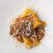 エゾ鹿肉の自家製サルシッチャのラグー、パッケリ