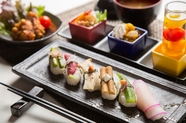 彩り野菜寿司