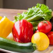 新鮮な野菜を使用しております