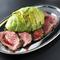 新食感に感動! 牛肉とアボカドの絶妙なハーモニーを楽しむ『ローストビーフアボカドわさび』