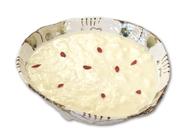 舌の上でとろけてしまう食感の『手作り杏仁豆腐』は、他ではなかなか楽しめない絶妙な味わいのデザート