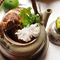 豊かな香りと洗練された味わい『松茸の土瓶蒸し』